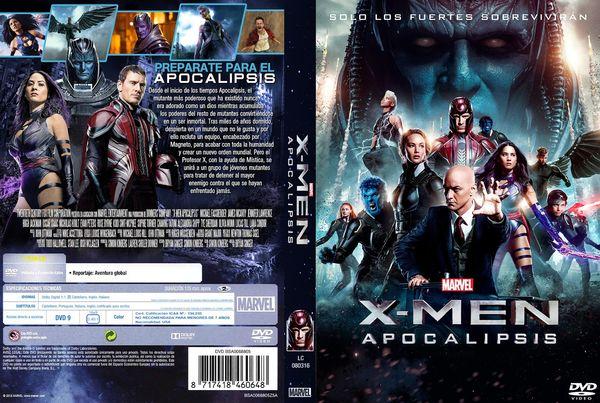 X-Men: Apocalypse – Latino, Inglés