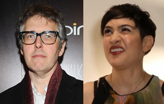 Ira Glass divorced his wife Anaheed Alani