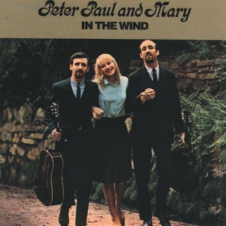 Peter, Paul & Mary - Blowin' In The Wind on In The Wind (1963)