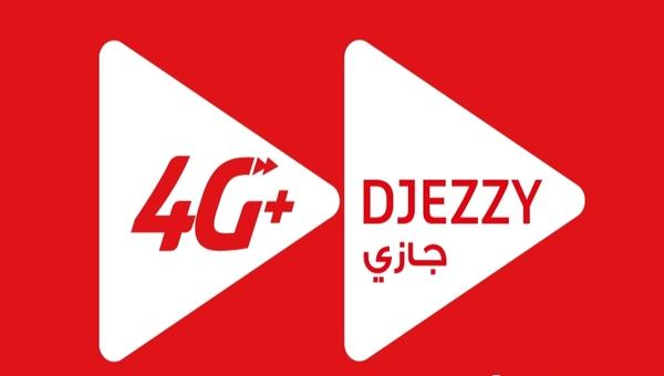 """جازي تطلق خدمة الجيل الرابع """"4G"""" في كل من سطيف والجلفة وقسنطينة"""