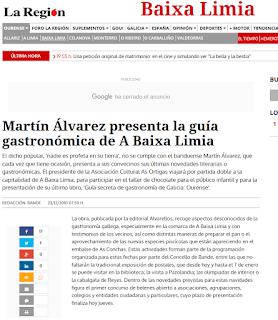 http://www.laregion.es/articulo/baixa-limia/martin-alvarez-presenta-guia-gastronomica-baixa-limia/20101223075002132756.html