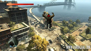Prototype 2 PC game screenshot1