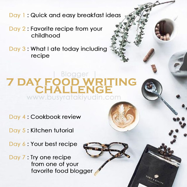 #FoodWritingChallenge ~ Day 4 Cookbook Review