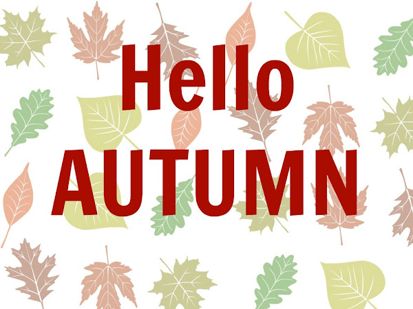 Hello Autumn 🍁 {Autumn To Do List}