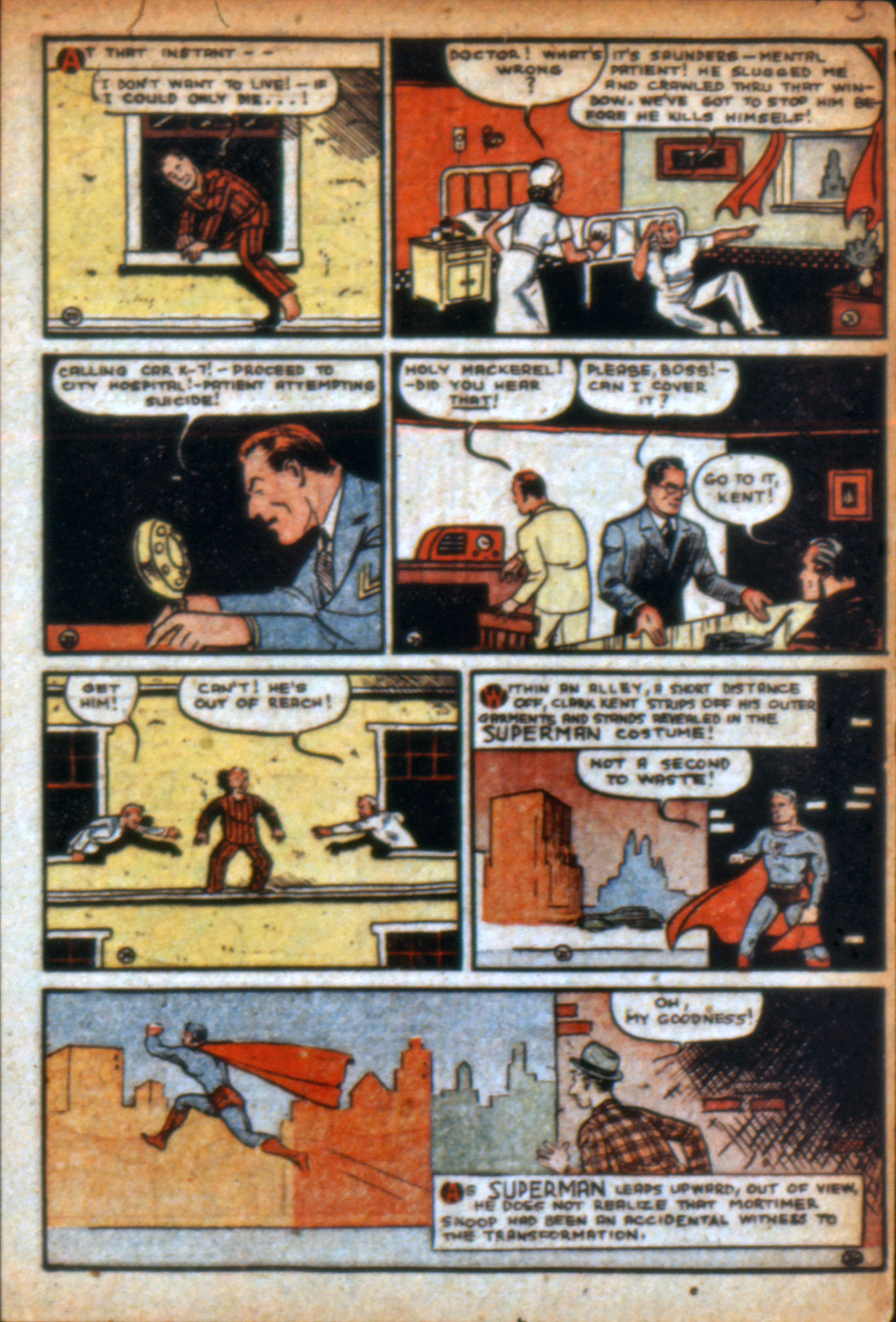 Read online Action Comics (1938) comic -  Issue #9 - 8