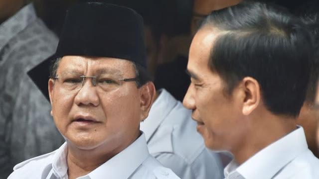 Ini Basis Kekuatan Jokowi-Prabowo Versi Pengamat