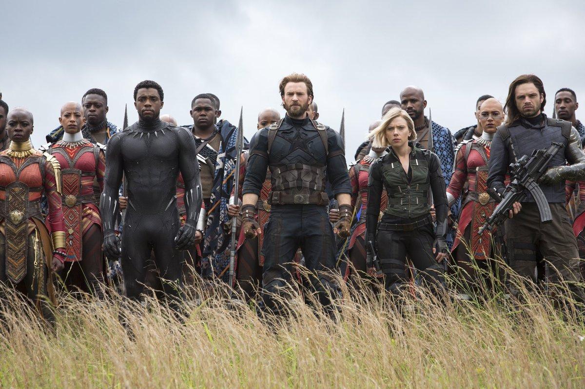Vingadores: Guerra Infinita, de Anthony Russo e Joe Russo
