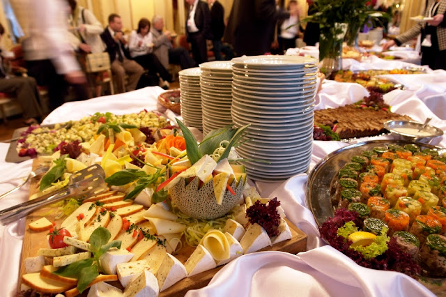 A Good Catering for Your Wedding Party