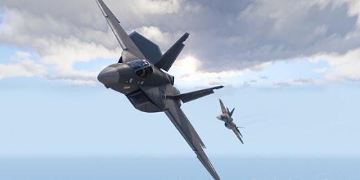 Arma3のJets DLCのショーケース ミッション