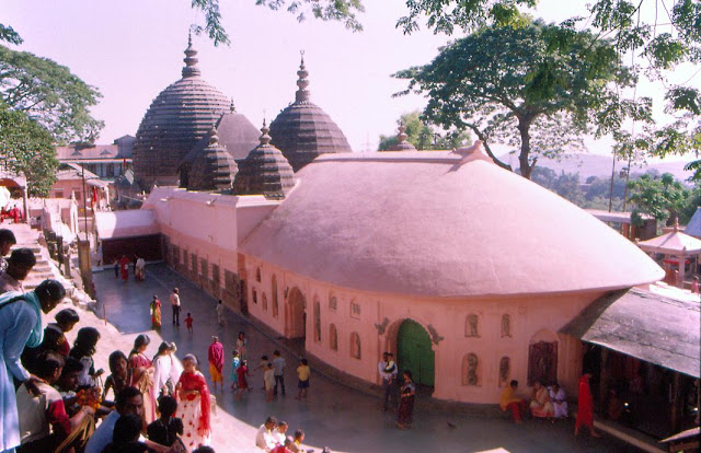 Kamakhya Temple wallpaper