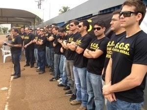 Delegados federais anunciam dois dias de paralisação e ameaçam iniciar greve geral no início dos Jogos Olímpicos por falta de reajuste salarial