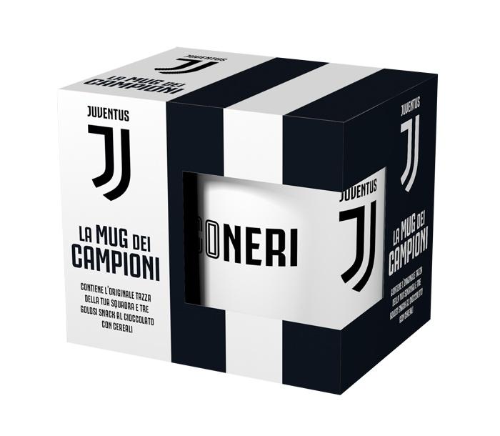 Migliori idee regalo a Natale: la tazza della Juventus o del Milan ad esempio