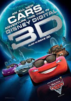 Download Cars 2 3D (2011) BluRay 720p Half SBS 600MB Ganool