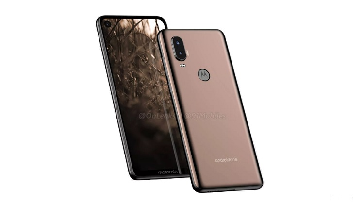 Motorola P40 with In-screen Camera Leaked!