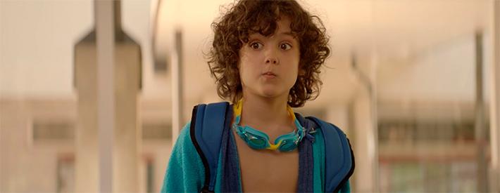 Eu Fico Loko - O Filme: Cauã Gonçalves interpreta Christian Figueiredo aos 10 anos