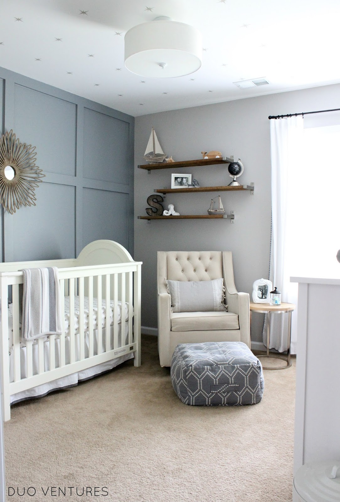 Duo Ventures Our Hamptons Inspired Nursery Final Reveal