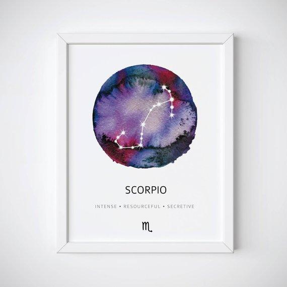 scorpio desing