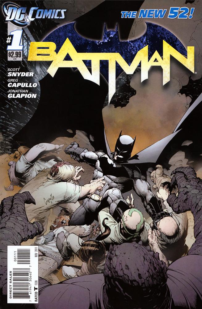 DC Comics the New 52 – Part 3 – JimShooter com