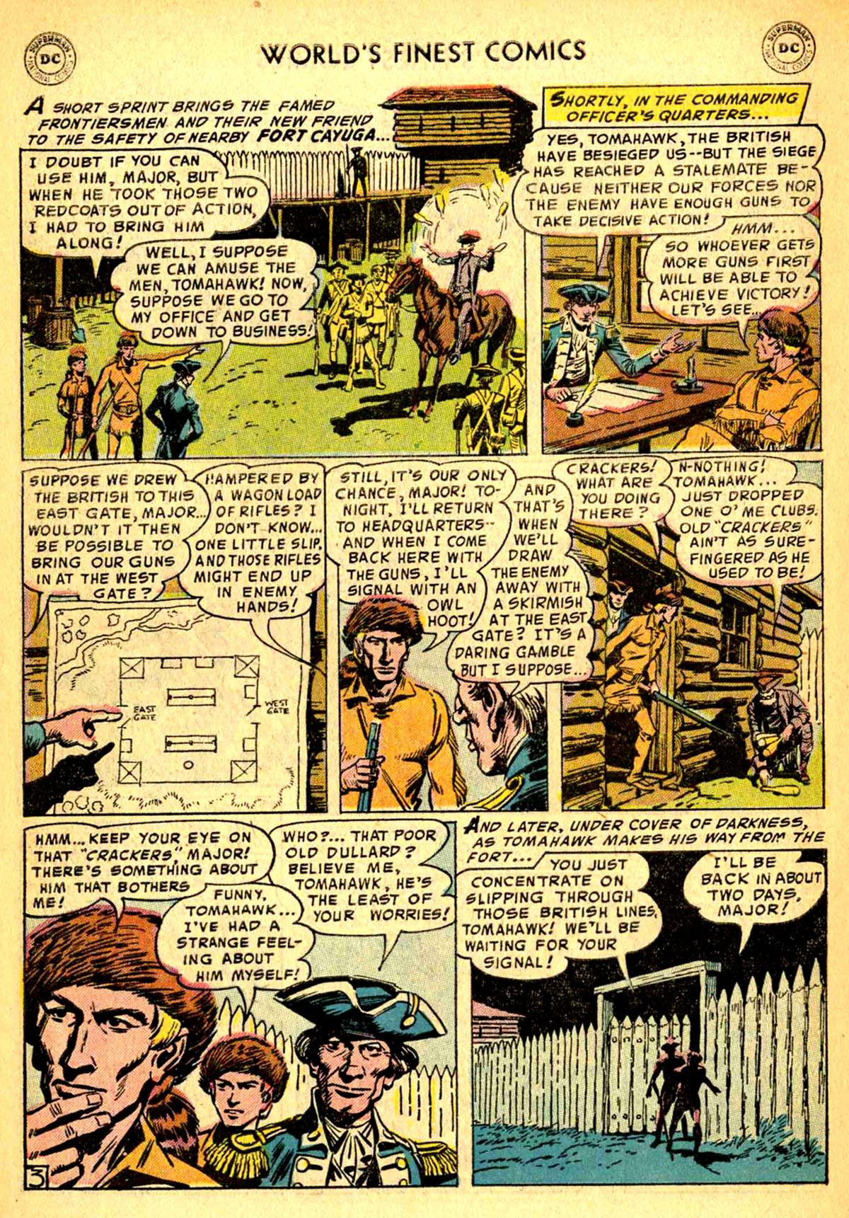 Read online World's Finest Comics comic -  Issue #77 - 30