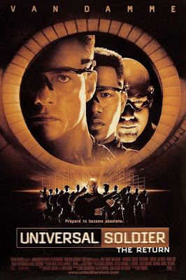 Universal Soldier: The Return Poster