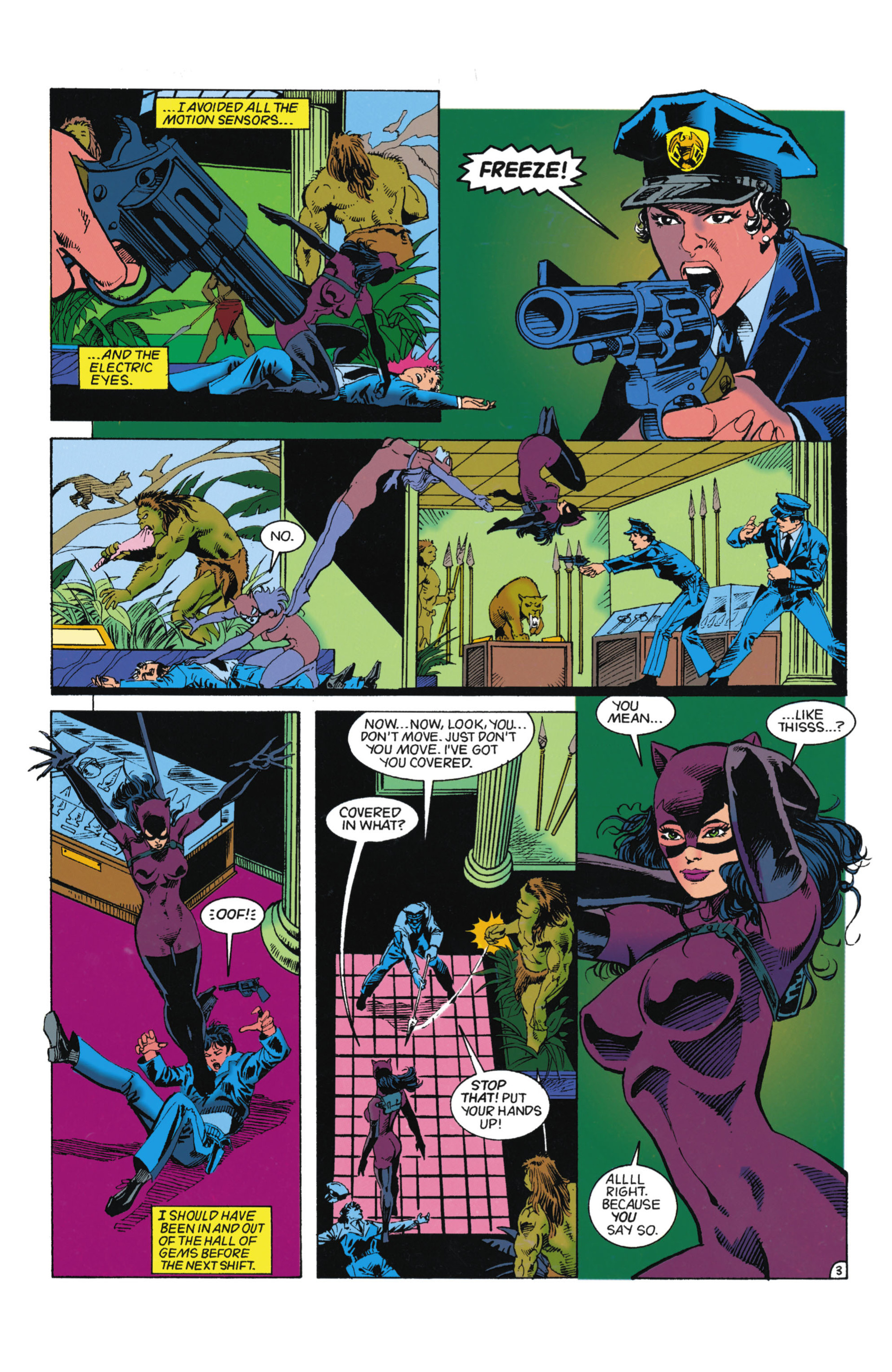 Catwoman (1993) Issue #1 #6 - English 4