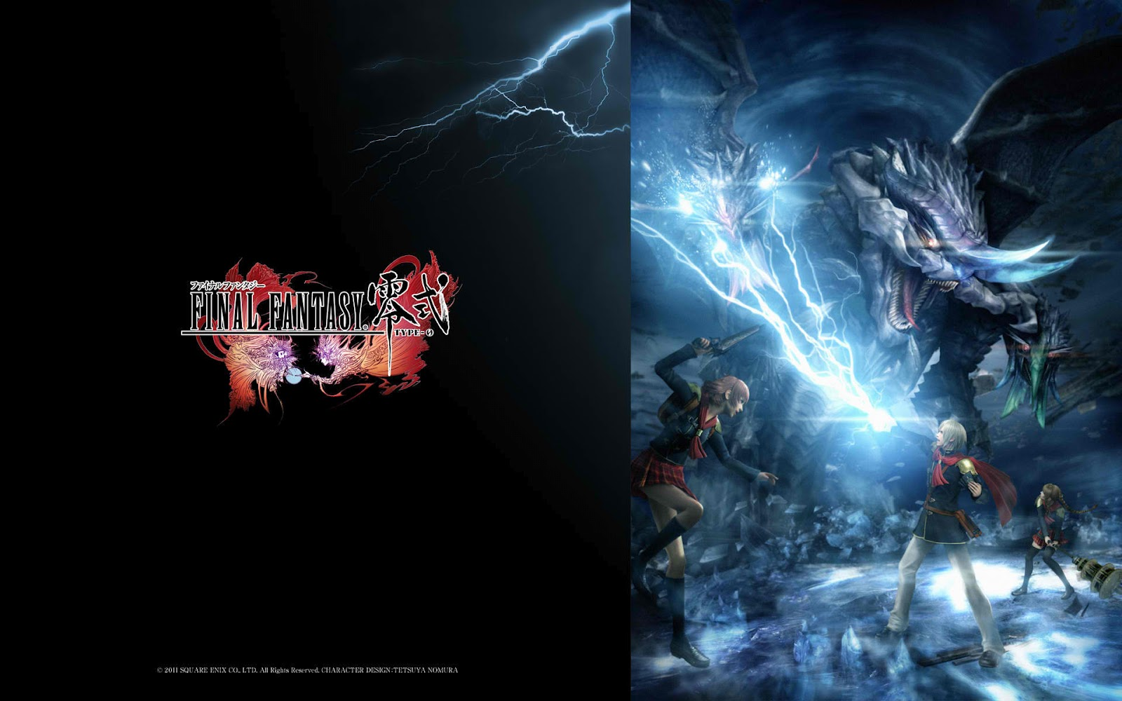 Final Kingdom: Final Fantasy Type-0 Wallpapers.