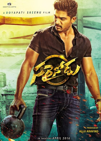 Sarrainodu 2016 Telugu Full Movie Download