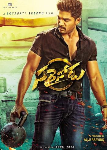 Sarrainodu 2016 Telugu Full Movie Download
