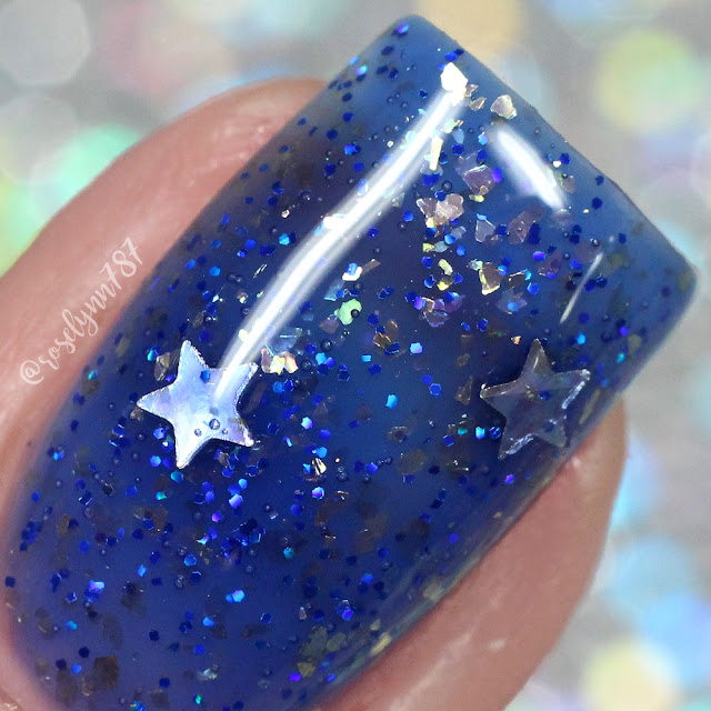 Smokey Mountain Lacquers - Polish Pickup Van Gogh's Starry Night