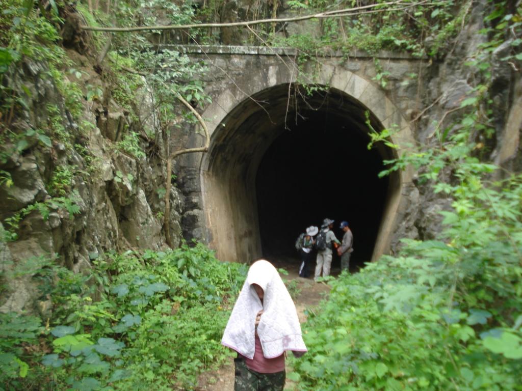 Resultado de imagem para tunel do trem bananeiras pb