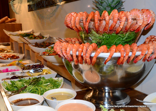 seafood at Centro Sharjah restaurant