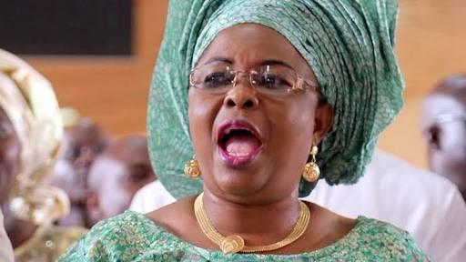 Patience Jonathan recovers #2 billion hotel from Economic and Financial Crimes Commission (EFCC)