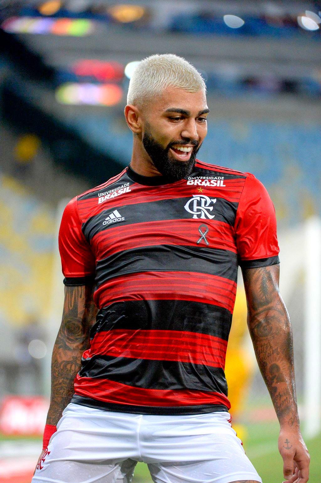 Artilheiro Do Flamengo Gabigol Está Perto Dos 100 Gols Na