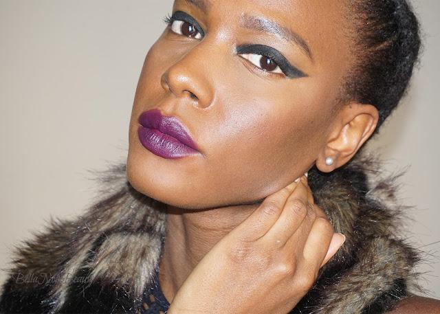Balmain x L'Oreal Lipstick Liberation | bellanoirbeauty.com