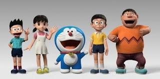 Gambar Doraemon 3D Lucu 4