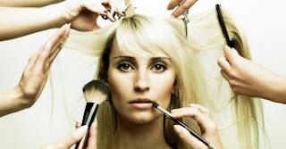 hair beauty industry peek scenes behind sneak