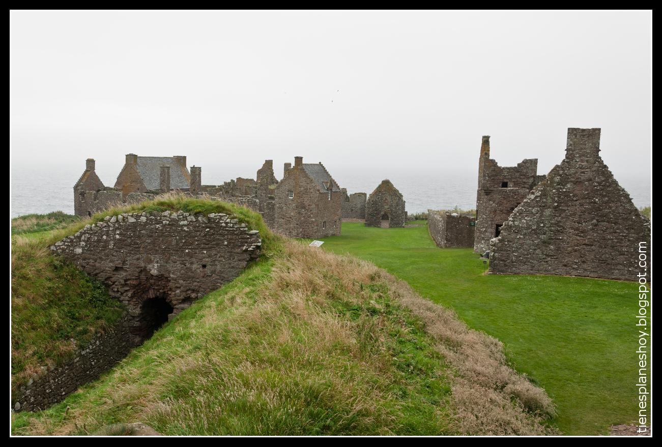 11 días en Escocia. Día 8: Aberdeen - Castillo Dunnotar - Stonehaven ...
