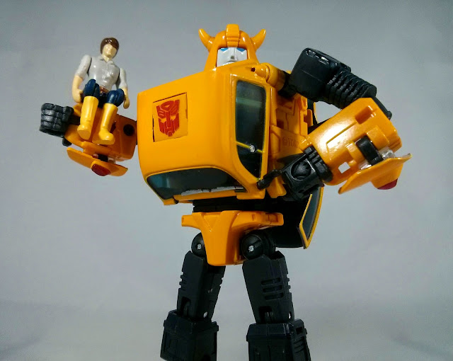 Takara MP 21 masterpiece Bumblebee
