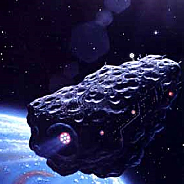 plans for asteroid ship - photo #7
