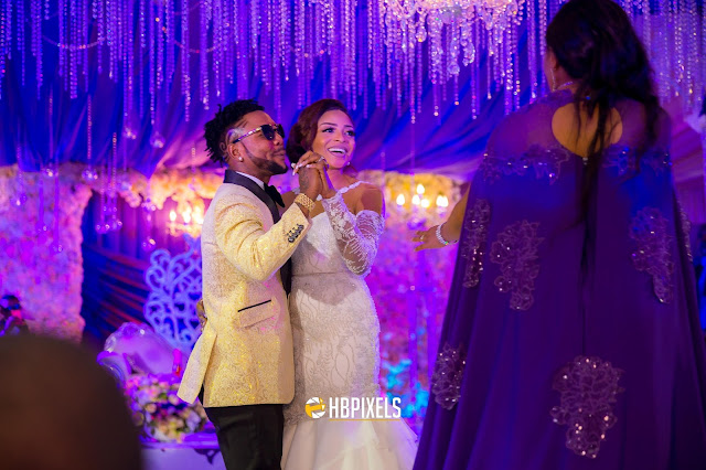 The Kiss! More stunning photos from Oritsefemi and Nabila Fash