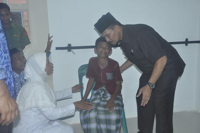 Hari Libur, 270 Anak di Aceh Jaya Sunatan Gratis