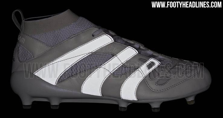 cheap for discount a30fc 77c95 Niveau technologie, les chaussures de football Adidas Predator Accelerator  Beckham 2017 revisite la version originale des Adidas Predator Accelerator  ...