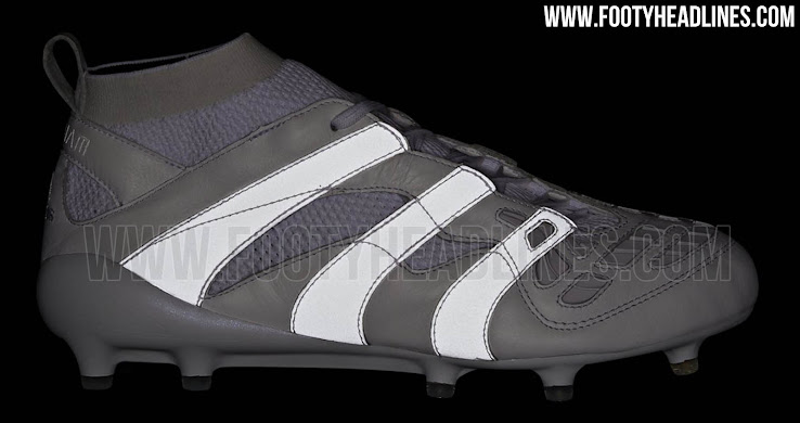 1923ae605182 ... limited-edition Adidas Predator Accelerator Beckham Capsule Collection  boot. These include David Beckham s name and his number 23 as well as  important ...