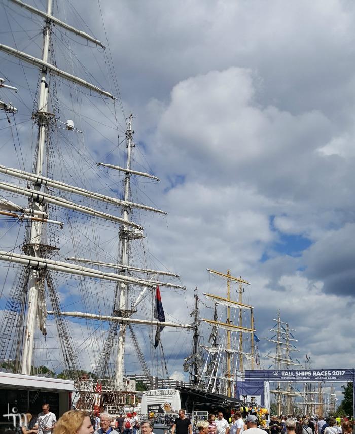 Tall Ship Racers 2017 Turku