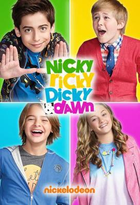 Nicky, Ricky, Dicky & Dawn Sezonul 1 Episodul 1
