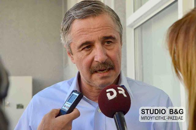 Στη Μεσσηνία σήμερα για τις καταστροφές από την θεομηνία ο Μανιάτης επικεφαλής κλιμακίου της Δημοκρατικής Συμπαράταξης