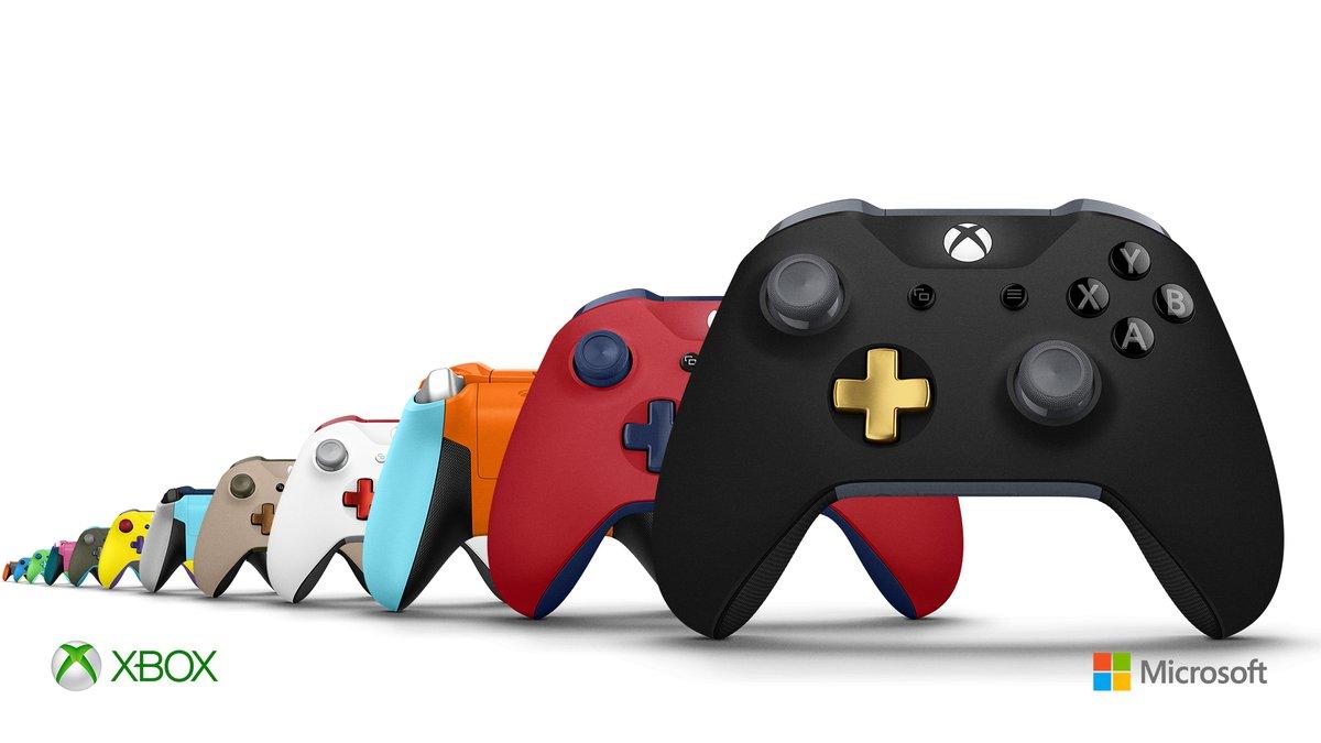 Xbox Design Lab llega mañana a España, ¡personaliza tu propio mando!