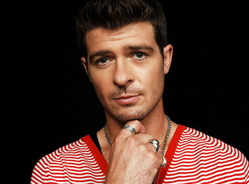 Hollywood: Robin Thicke Singer Profile, Pictures, Photoes ...