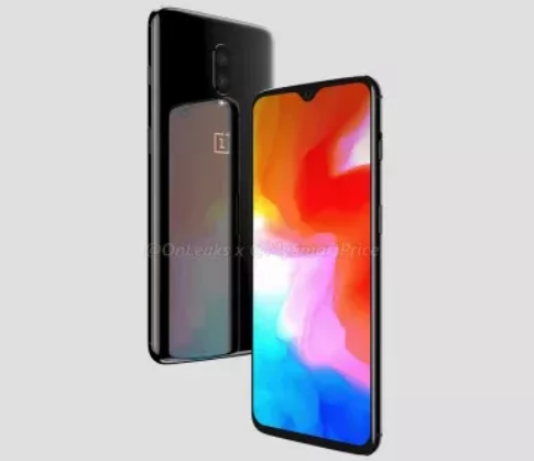 OnePlus 6T with Android 9.0 Pie