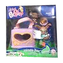 Littlest Pet Shop Gift Set Angora Rabbit (#774) Pet